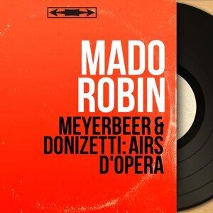 Mado Robin 歌手頭像