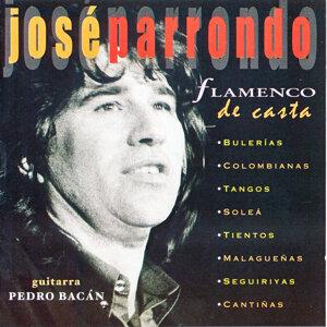 José Parrondo 歌手頭像