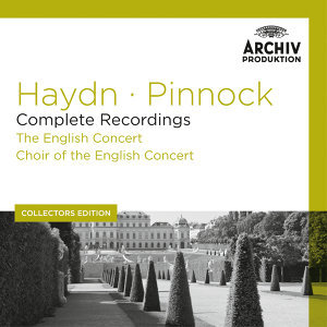 The English Concert Choir,The English Concert,Trevor Pinnock アーティスト写真