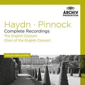 Trevor Pinnock,The English Concert,The English Concert Choir アーティスト写真