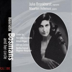 Julia Bronkhorst, Maarten Hillenius 歌手頭像