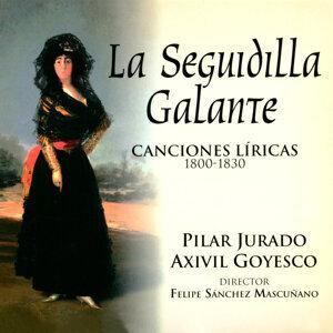 Pilar Jurado|Axivil Goyesco 歌手頭像
