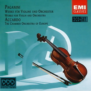 Salvatore Accardo/Chamber Orchestra Of Europe/Franco Tamponi