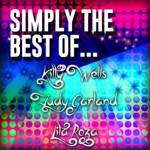 Kitty Wells|Judy Garland|Lita Roza 歌手頭像