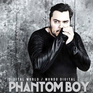 Phantom Boy アーティスト写真