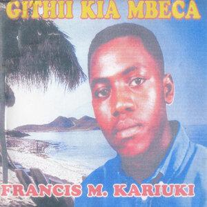 Francis M Kariuki 歌手頭像