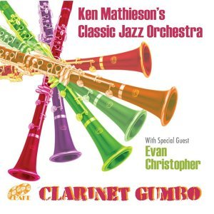 Ken Mathieson's Classic Jazz Orchestra アーティスト写真