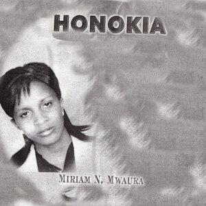 Miriam N Mwaura 歌手頭像