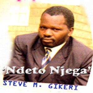 Steve M. Gikeri 歌手頭像