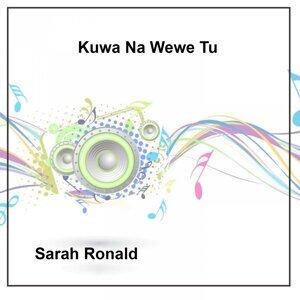 Sarah Ronald 歌手頭像