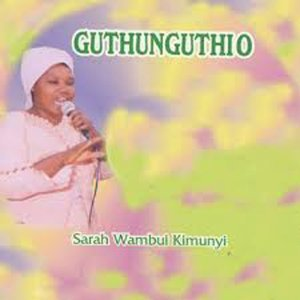 Sarah Wambui Kimunyi 歌手頭像