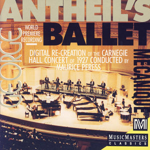 The New Palais Royale Orchestra & Percussion Ensemble, Maurice Peress アーティスト写真