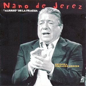 Nano de Jerez アーティスト写真