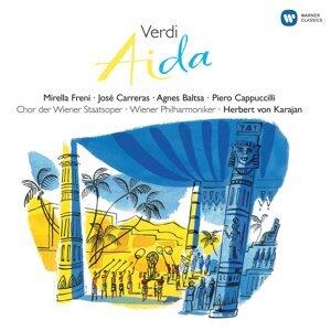 Herbert Von Karajan/Mirella Freni/Jose Carreras/Wiener Philharmoniker 歌手頭像