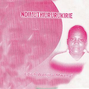 Edith Wanjiru Mwangi アーティスト写真