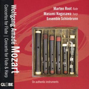 Marten Root, Masumi Nagasawa, Ensemble Schönbrunn アーティスト写真