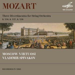 Vladimir Spivakov | Moscow Virtuosi 歌手頭像