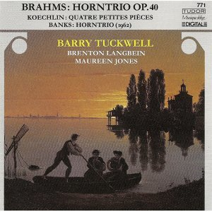 Barry Tuckwell (塔克威) 歌手頭像