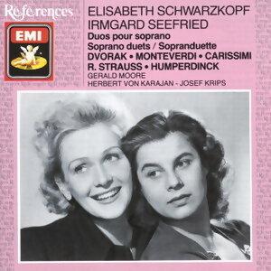 Elisabeth Schwarzkopf/Irmgard Seefried/Philharmonia Orchestra/Wiener Philharmoniker 歌手頭像