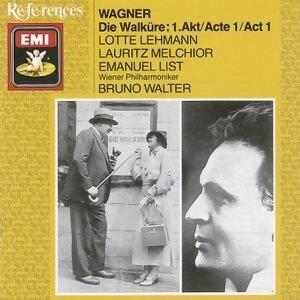 Bruno Walter/Lotte Lehmann/Lauritz Melchior/Emanuel List/Wiener Philharmoniker アーティスト写真