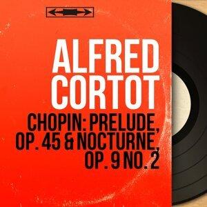 Alfred Cortot (阿非列德‧柯爾托) 歌手頭像