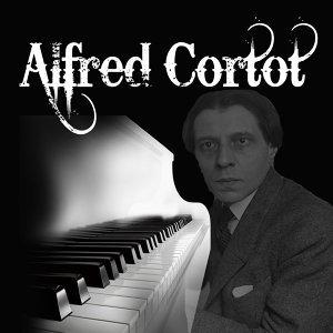 Alfred Cortot アーティスト写真