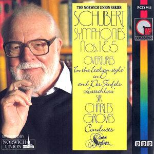 Sir Charles Groves (查爾斯‧葛羅夫斯) 歌手頭像