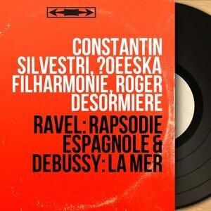 Constantin Silvestri, Česká filharmonie, Roger Désormière 歌手頭像