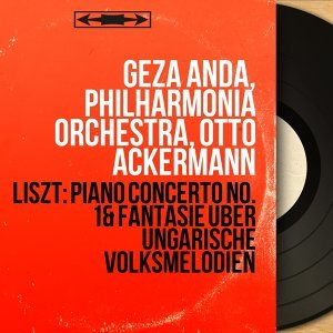 Geza Anda, Philharmonia Orchestra, Otto Ackermann 歌手頭像