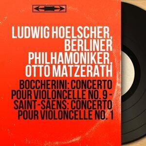 Ludwig Hoelscher, Berliner Philhamoniker, Otto Matzerath 歌手頭像