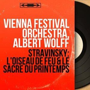 Vienna Festival Orchestra, Albert Wolff 歌手頭像