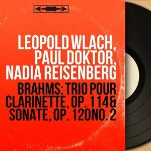 Leopold Wlach, Paul Doktor, Nadia Reisenberg 歌手頭像