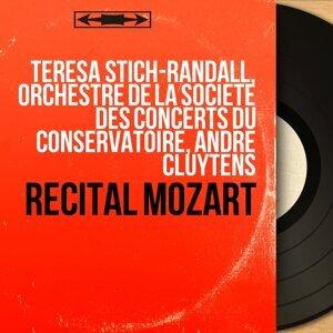 Teresa Stich-Randall, Orchestre de la Société des concerts du Conservatoire, André Cluytens 歌手頭像