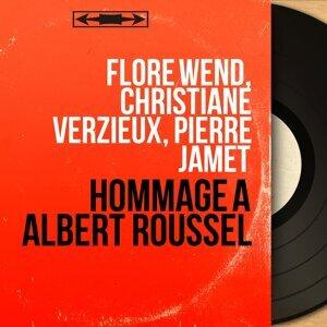 Flore Wend, Christiane Verzieux, Pierre Jamet 歌手頭像