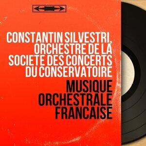 Constantin Silvestri, Orchestre de la Société des concerts du Conservatoire アーティスト写真