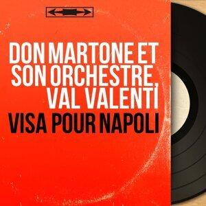 Don Martone et son orchestre, Val Valenti 歌手頭像
