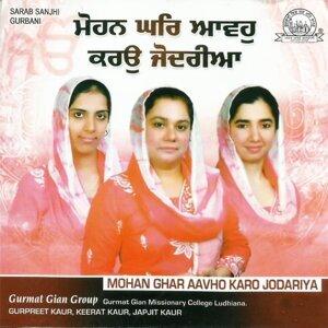 Gurpreet Kaur, Keerat Kaur, Japjit Kaur 歌手頭像