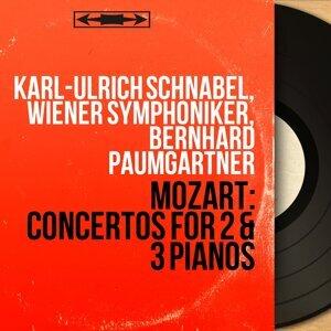 Karl-Ulrich Schnabel, Wiener Symphoniker, Bernhard Paumgartner 歌手頭像