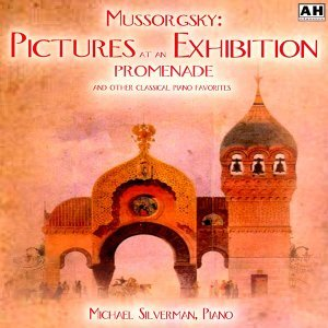 Michael Silverman and Modest Mussorgsky アーティスト写真