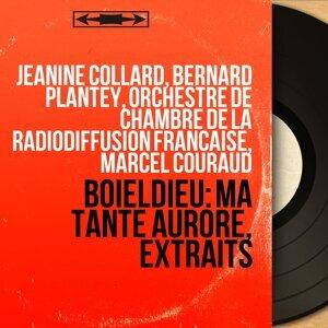 Jeanine Collard, Bernard Plantey, Orchestre de chambre de la Radiodiffusion française, Marcel Couraud 歌手頭像