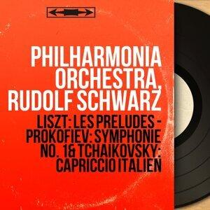 Philharmonia Orchestra, Rudolf Schwarz 歌手頭像