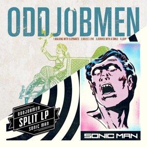 Oddjobmen, Sonic Man アーティスト写真