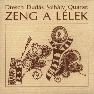 Dresch Dudás Mihály Quartet アーティスト写真