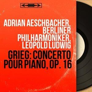Adrian Aeschbacher, Berliner Philharmoniker, Leopold Ludwig 歌手頭像