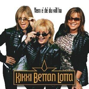 Kikki Bettan Lotta 歌手頭像