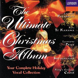 Kiri Te Kanawa,Leontyne Price,Luciano Pavarotti,Dame Joan Sutherland 歌手頭像