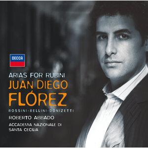 Roberto Abbado,Juan Diego Flórez,Orchestra dell'Accademia Nazionale di Santa Cecilia アーティスト写真