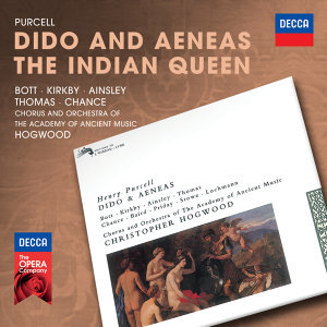 The Academy of Ancient Music,Catherine Bott,John Mark Ainsley,David Thomas,Christopher Hogwood,Michael Chance,Emma Kirkby,The Academy Of Ancient Music Chorus 歌手頭像