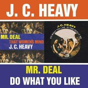 J.C. Heavy 歌手頭像