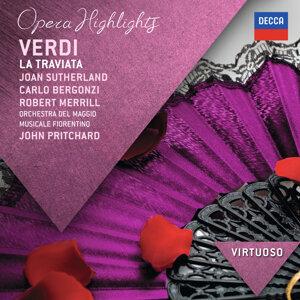 Coro del Maggio Musicale Fiorentino,Robert Merrill,Carlo Bergonzi,Dame Joan Sutherland,Orchestra del Maggio Musicale Fiorentino,Sir John Pritchard 歌手頭像